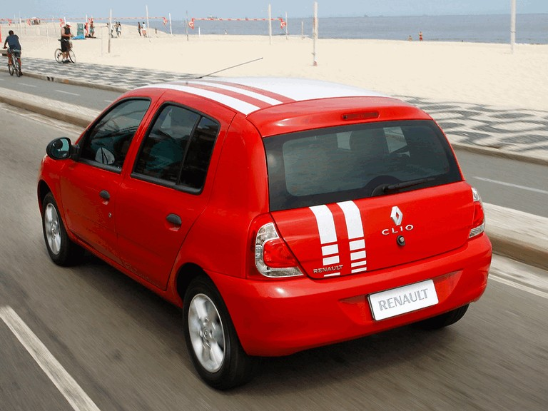 2012 Renault Clio Mercosur 392287
