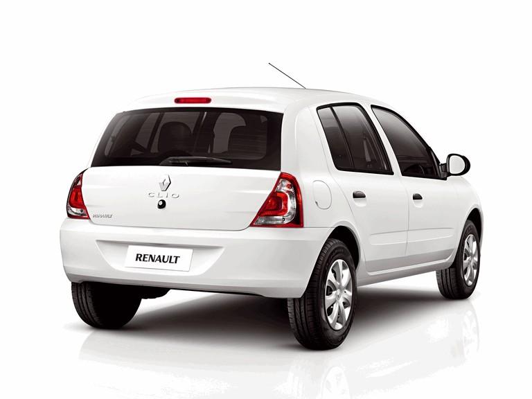 2012 Renault Clio Mercosur 392289