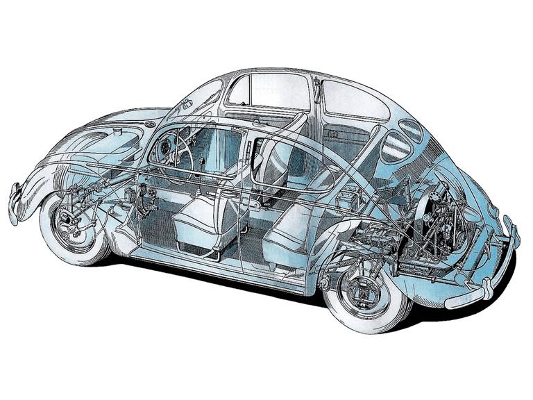 1938 Volkswagen Beetle 347643