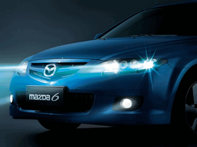 2006 Mazda FAW 6 sport chinese version 213579