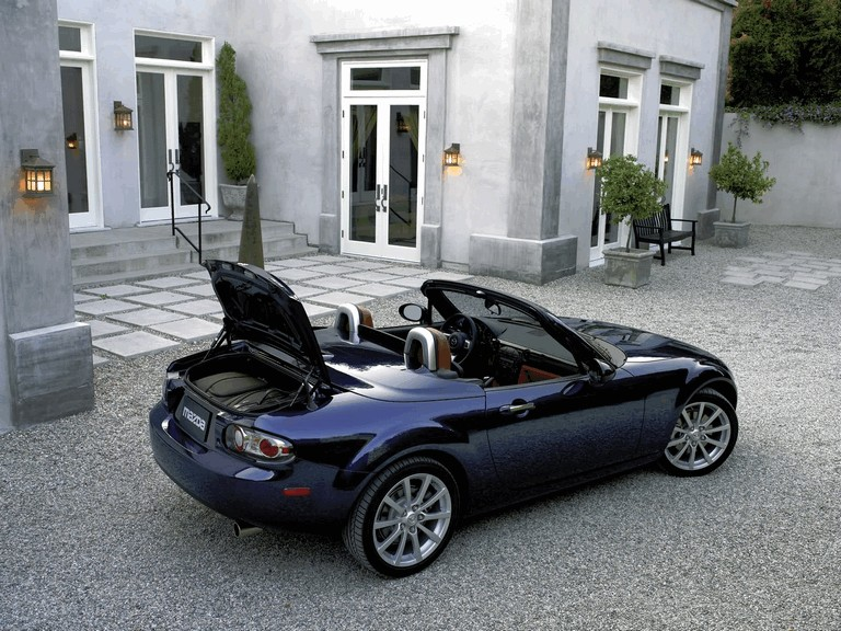 2006 Mazda Mx 5 Miata Power Retractable Hard Top Free High Resolution Car Images