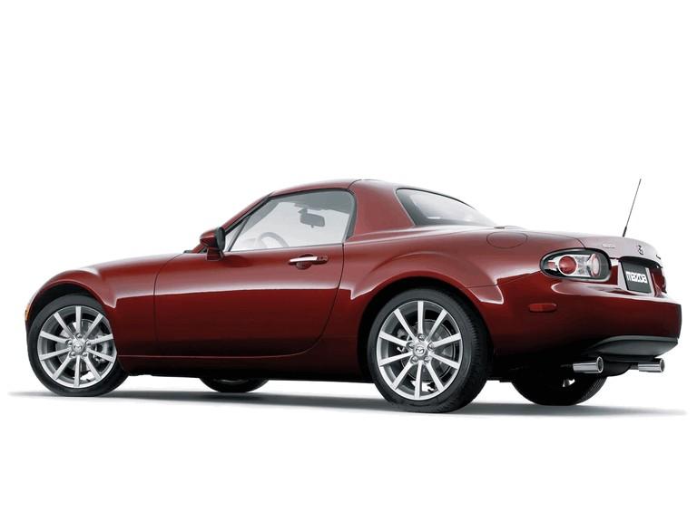 2006 Mazda MX-5 Miata power retractable hard top 213640
