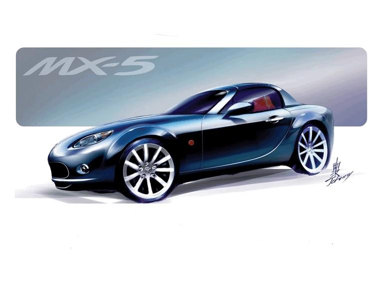 2006 Mazda MX-5 Miata power retractable hard top 213643