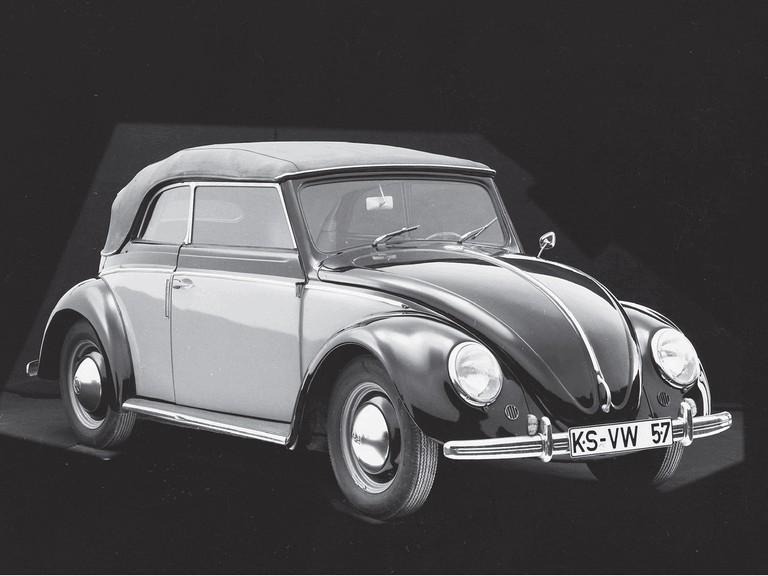 1949 Volkswagen Beetle cabriolet by Karmann 347909