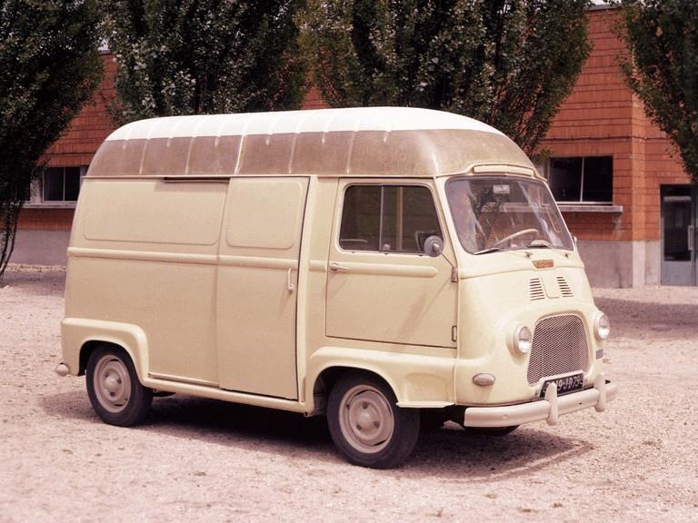 1959 Renault Estafette Van High Roof 347912