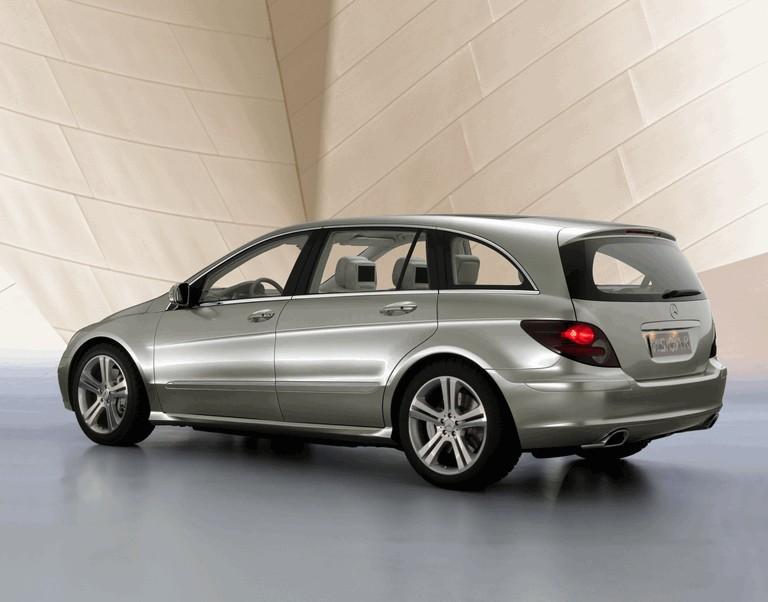 2004 Mercedes-Benz Grand Sports Tourer Vision R concept 348060