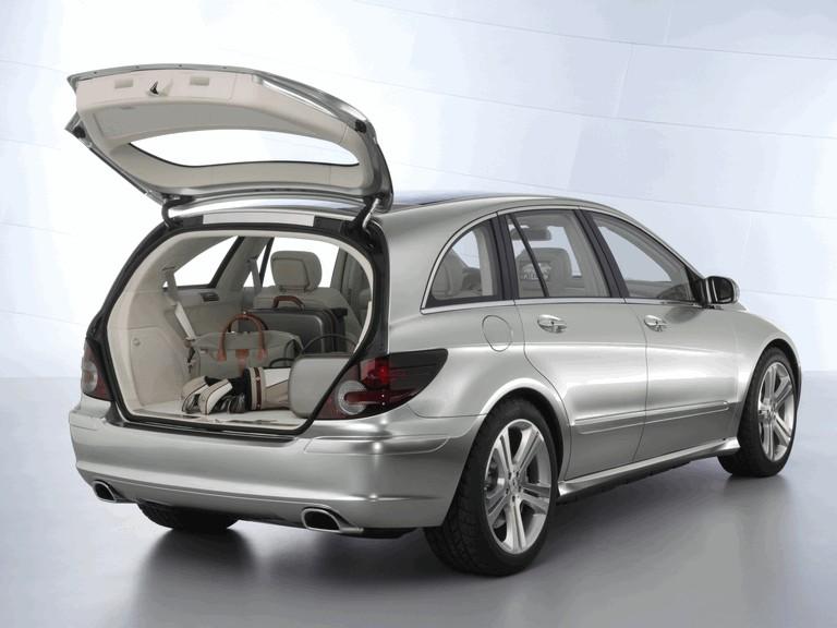 2004 Mercedes-Benz Grand Sports Tourer Vision R concept 348066