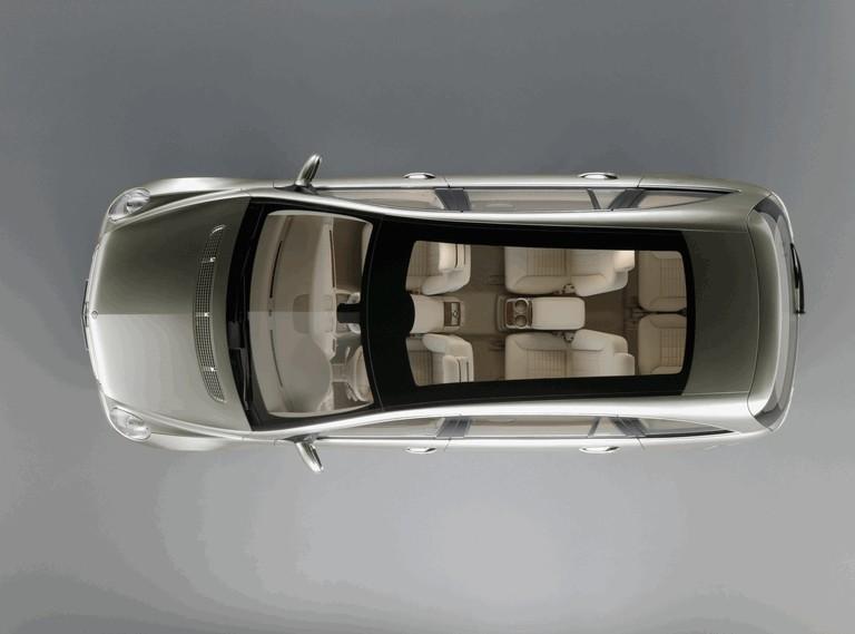 2004 Mercedes-Benz Grand Sports Tourer Vision R concept 348067