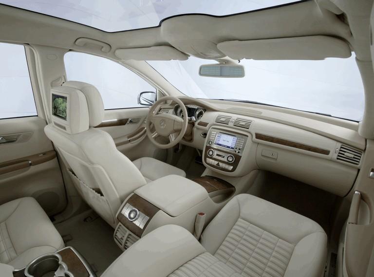 2004 Mercedes-Benz Grand Sports Tourer Vision R concept 348076