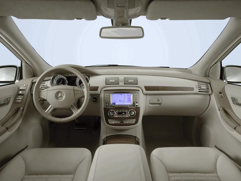 2004 Mercedes-Benz Grand Sports Tourer Vision R concept 348077