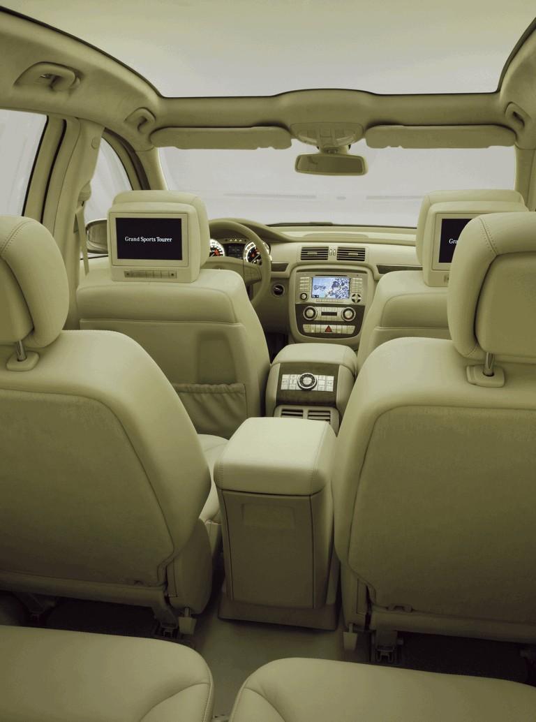 2004 Mercedes-Benz Grand Sports Tourer Vision R concept 348084