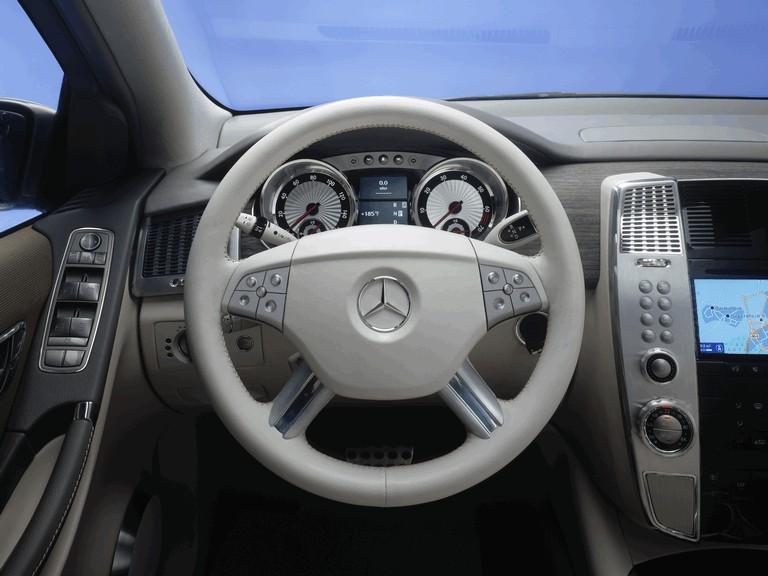 2004 Mercedes-Benz Grand Sports Tourer Vision R concept 348087