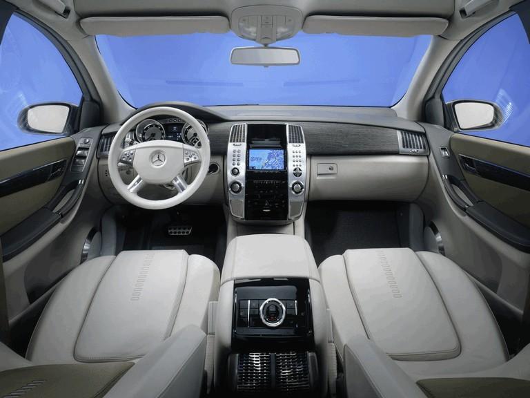 2004 Mercedes-Benz Grand Sports Tourer Vision R concept 348089
