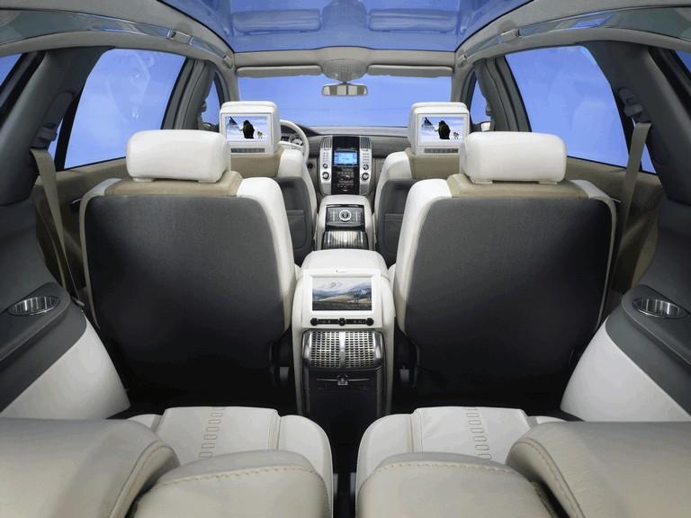 2004 Mercedes-Benz Grand Sports Tourer Vision R concept 348090