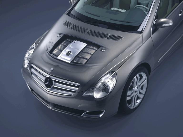 2004 Mercedes-Benz Grand Sports Tourer Vision R concept 348095
