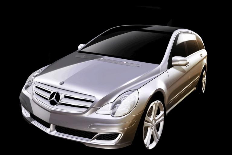2004 Mercedes-Benz Grand Sports Tourer Vision R concept 348097