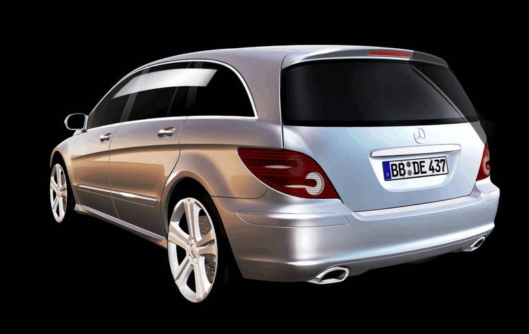 2004 Mercedes-Benz Grand Sports Tourer Vision R concept 348098
