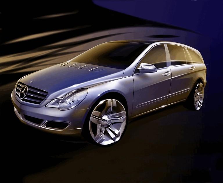 2004 Mercedes-Benz Grand Sports Tourer Vision R concept 348099