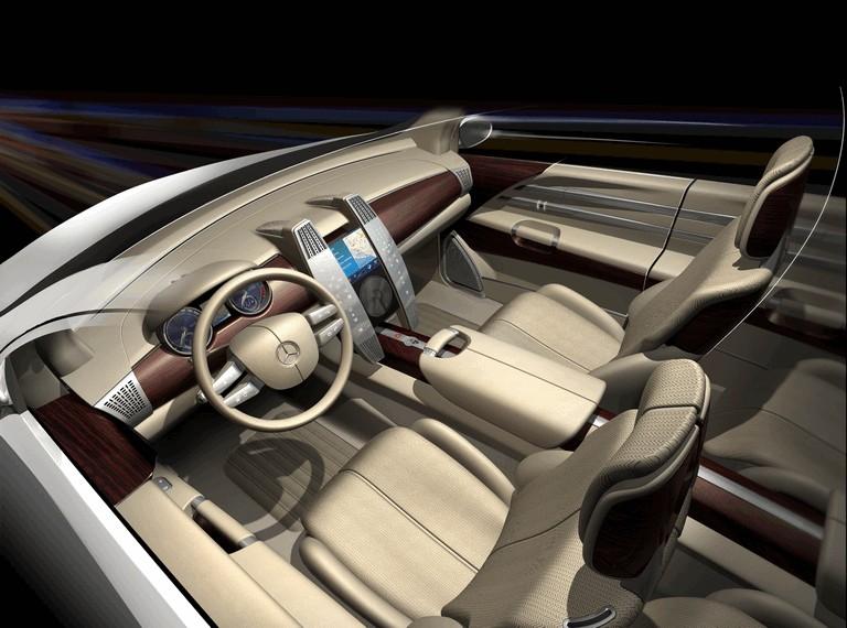 2004 Mercedes-Benz Grand Sports Tourer Vision R concept 348104