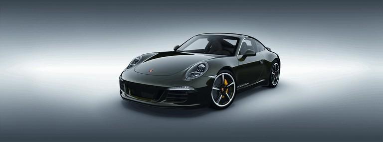 2012 Porsche 911 ( 991 ) Club Coupé 348229