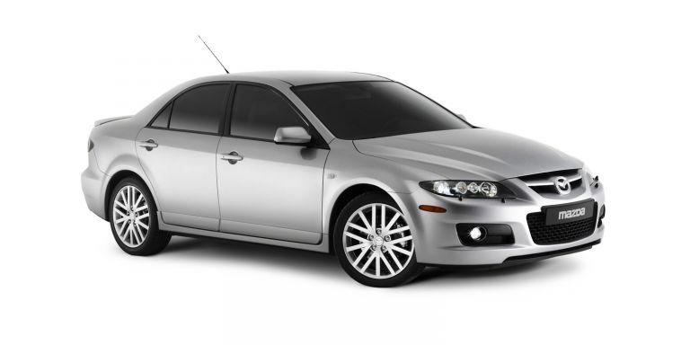 2006 Mazda Mazdaspeed 6 527741