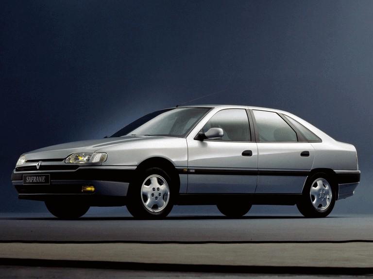 1992 Renault Safrane RXE 348416