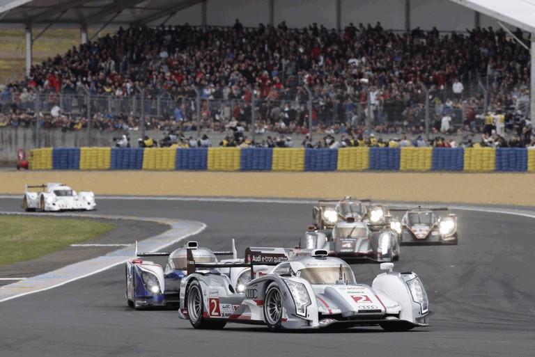 2012 Audi R18 - Le Mans 24 hours 348495