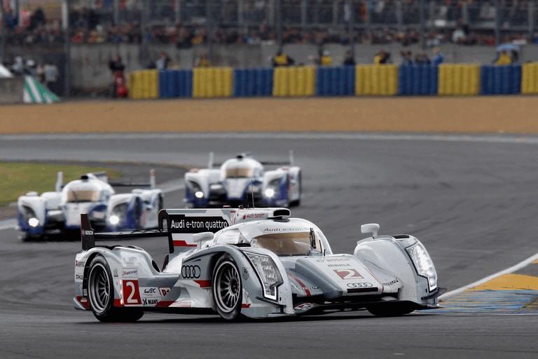 2012 Audi R18 - Le Mans 24 hours 348498