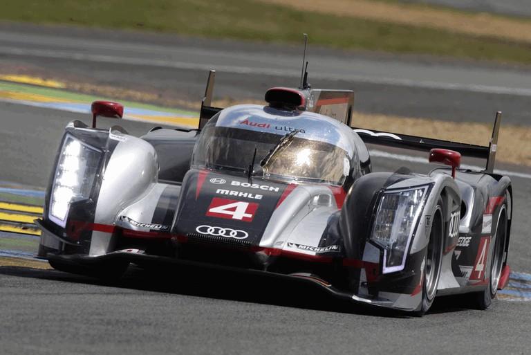2012 Audi R18 - Le Mans 24 hours 348503