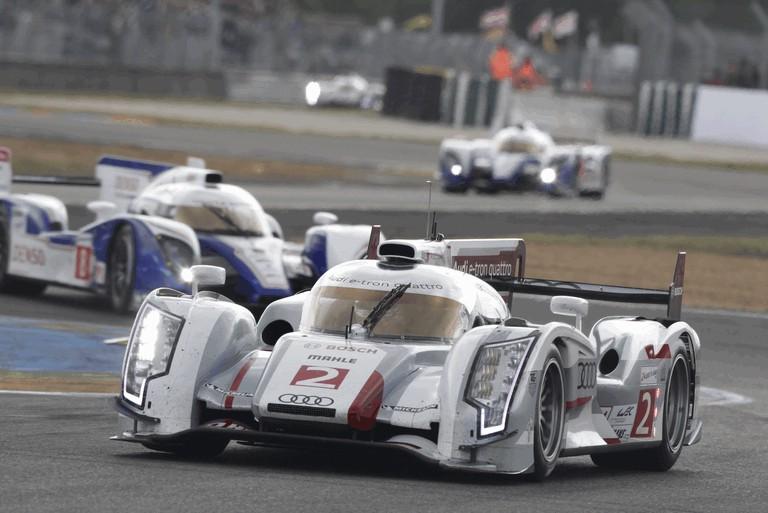 2012 Audi R18 - Le Mans 24 hours 348507