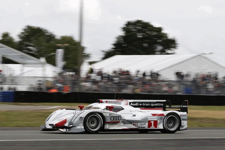 2012 Audi R18 - Le Mans 24 hours 348511