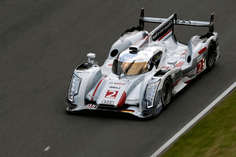2012 Audi R18 - Le Mans 24 hours 348512