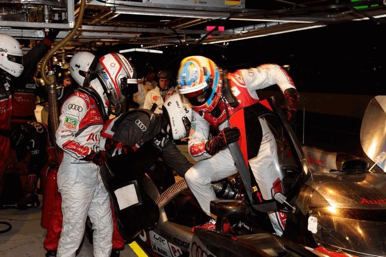 2012 Audi R18 - Le Mans 24 hours 348522