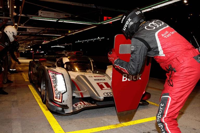 2012 Audi R18 - Le Mans 24 hours 348524