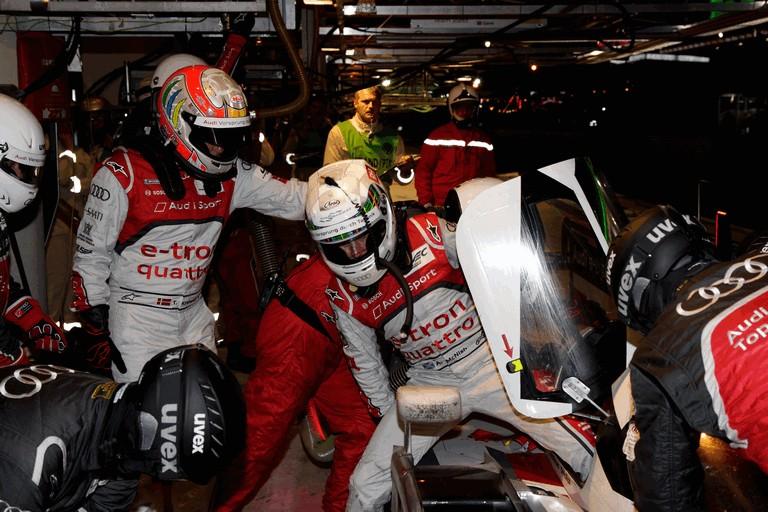 2012 Audi R18 - Le Mans 24 hours 348527
