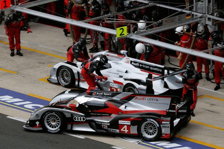 2012 Audi R18 - Le Mans 24 hours 348531