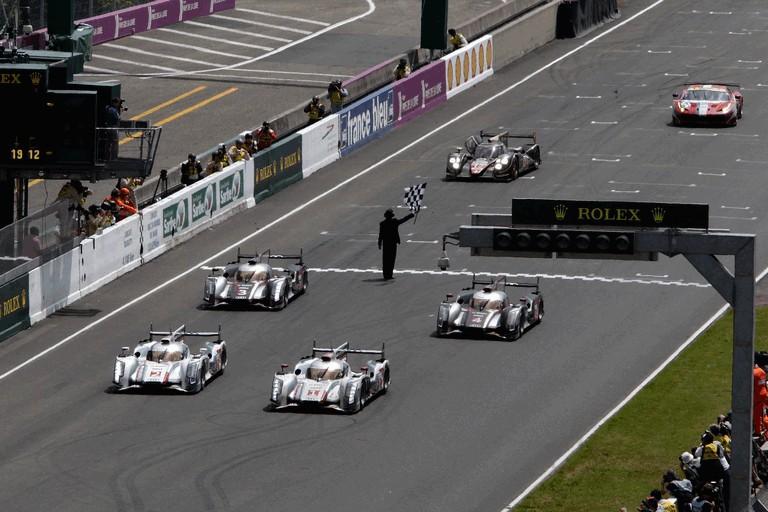 2012 Audi R18 - Le Mans 24 hours 348532