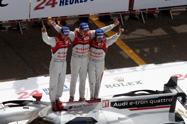 2012 Audi R18 - Le Mans 24 hours 348537
