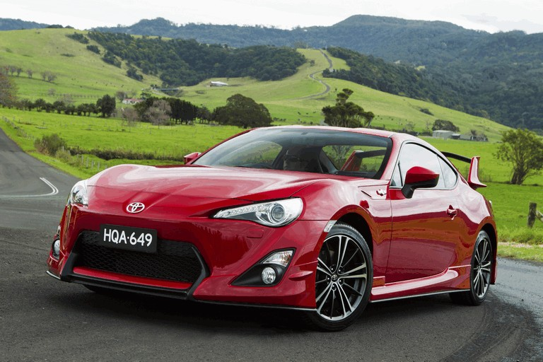2012 Toyota GT86 with Aero Package 348757