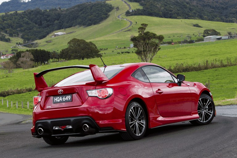 2012 Toyota GT86 with Aero Package 348758