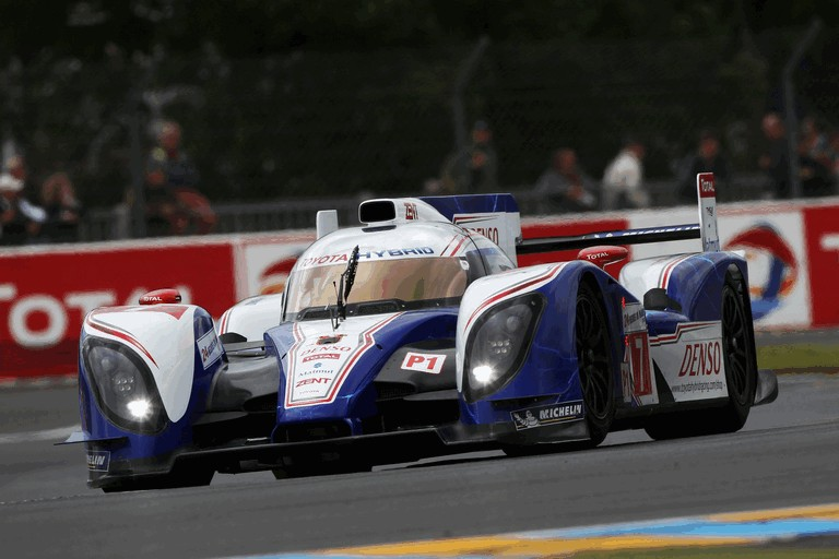 2012 Toyota Racing TS030 Hybrid - Le Mans 24 hours 348764