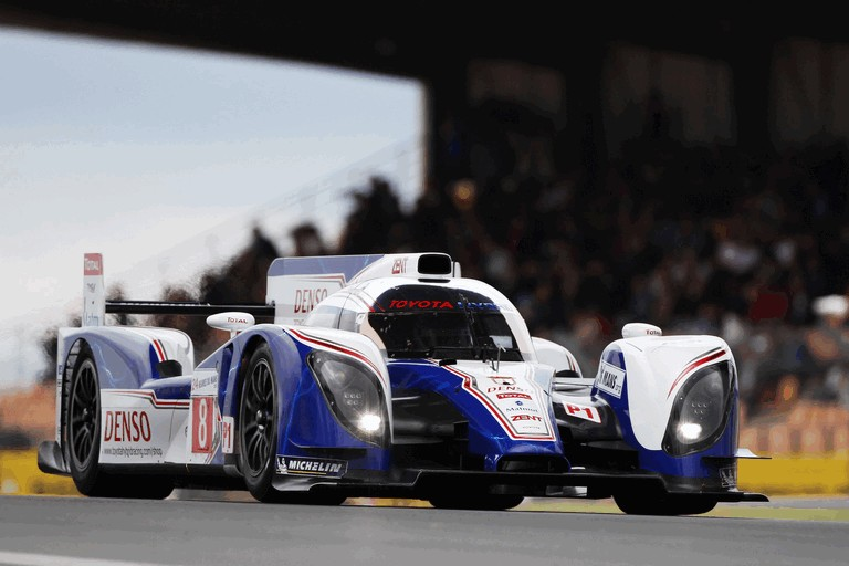 2012 Toyota Racing TS030 Hybrid - Le Mans 24 hours 348765