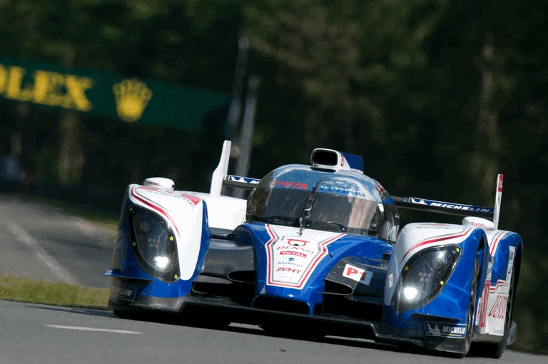 2012 Toyota Racing TS030 Hybrid - Le Mans 24 hours 348766