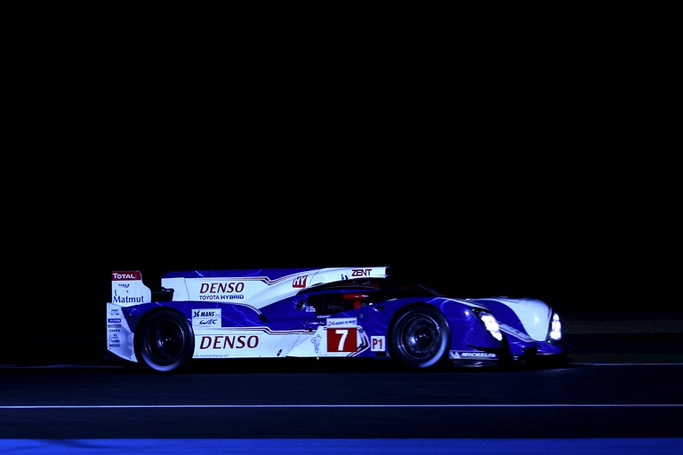 2012 Toyota Racing TS030 Hybrid - Le Mans 24 hours 348768