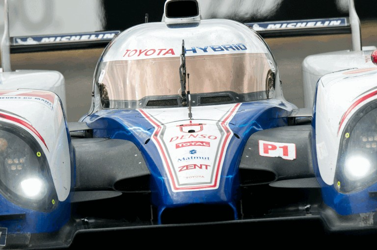 2012 Toyota Racing TS030 Hybrid - Le Mans 24 hours 348771