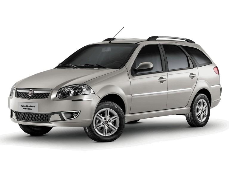 2012 Fiat Palio Weekend 349343