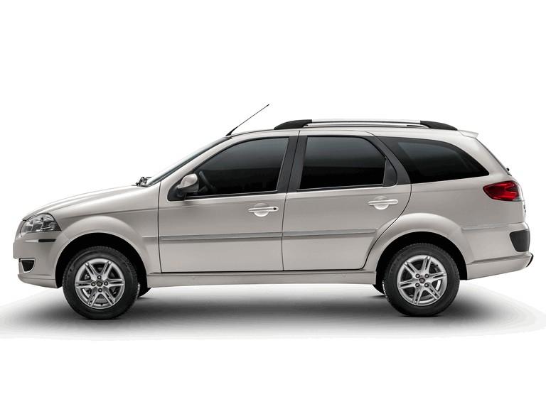 2012 Fiat Palio Weekend 349344