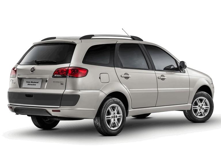 2012 Fiat Palio Weekend 349345