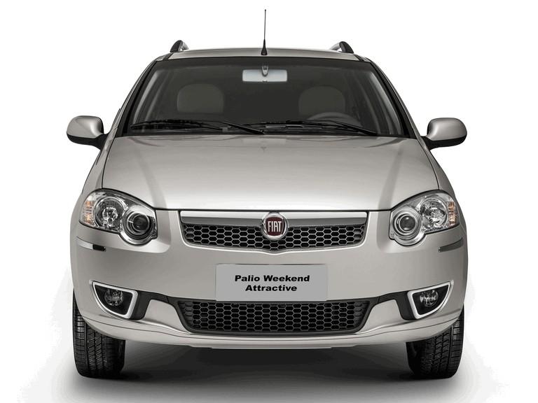 2012 Fiat Palio Weekend 349346