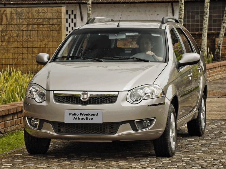 2012 Fiat Palio Weekend 349348